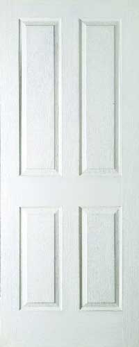 Canterbury 4 Panel Woodgrain
