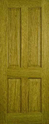 Contract 4 Panel Oak