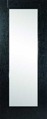 Daiken Shaker Black Ash – Clear Glass