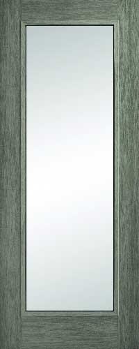 Daiken Shaker Grey – Clear Glass