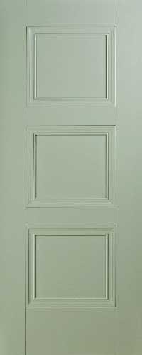 Vienna 3 Panel Silk Grey