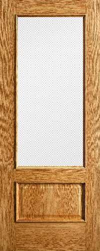 Proma Oak 214 RLV – Clear Glass